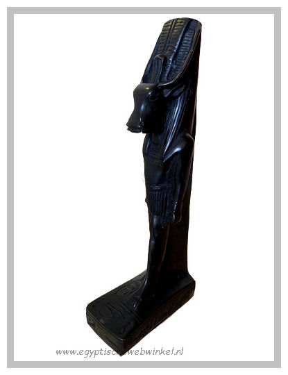 Goddess Hathor (Black)