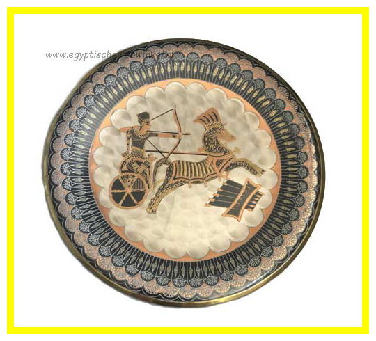 Ramsis II copper wall plate 2