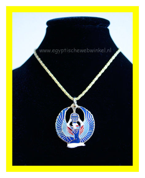 Isis necklace