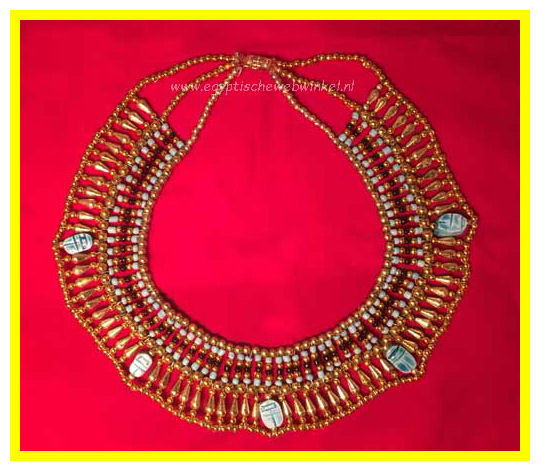 Cleopatra necklace G