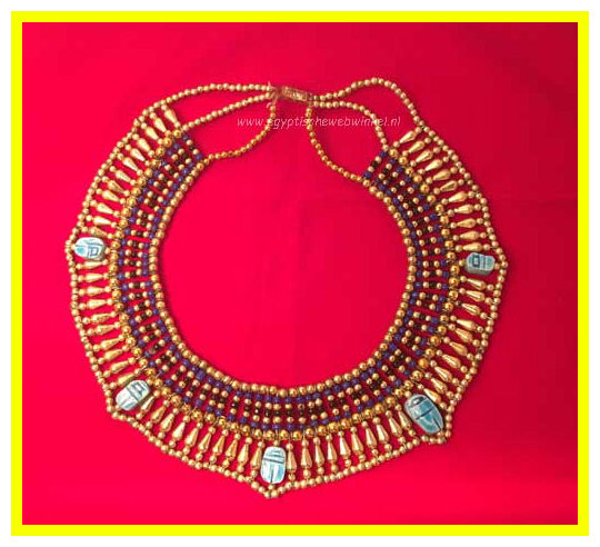 Cleopatra necklace P