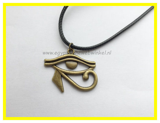 Horus-eye necklace B