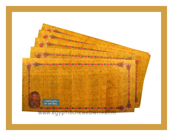 Tutanchamon envelopes