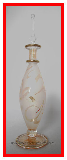 Arabic desert perfume bottle
