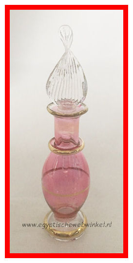 Amon perfume bottle