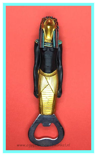 God Horus bottle opener