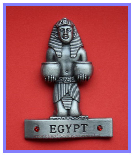Decorative magnet Tutankhamun