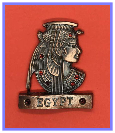 Decorative magnet Cleopatra B
