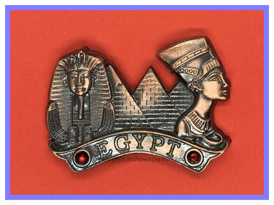 Decorative magnet Pyramids B