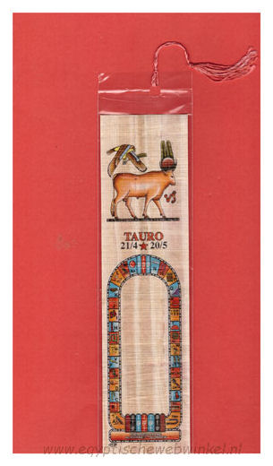 Tauro bookmark