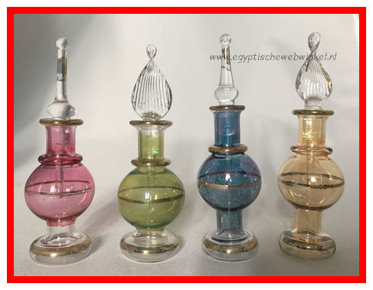 Alam perfume bottles set