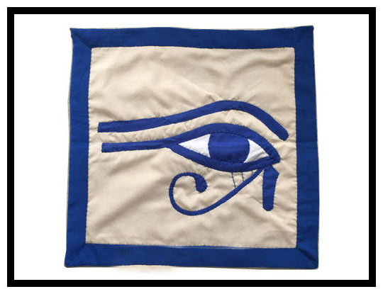 Arabesque Horus eye L