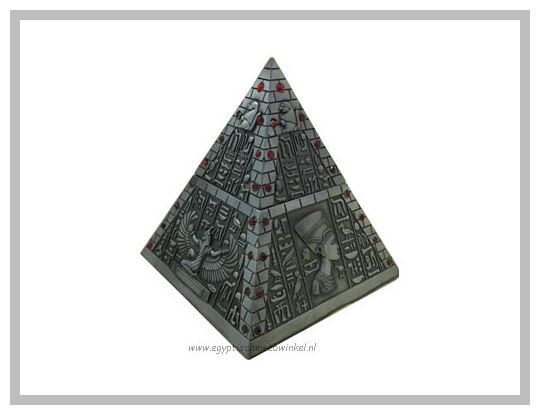 Jewelry box Pyramid of Cheops G