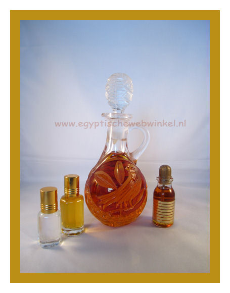 Secret of the desert parfum