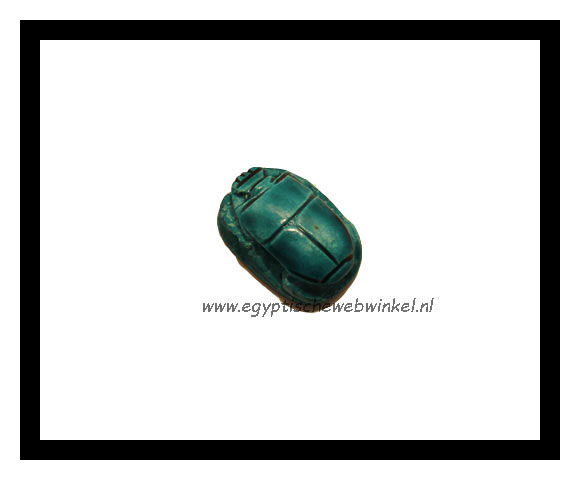 Green scarabs