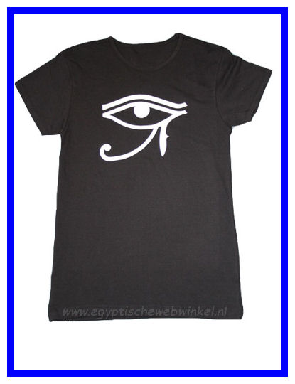 Eye of Horus T-shirt (black)